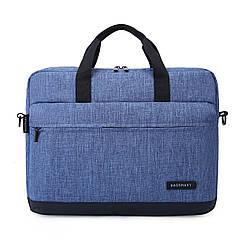 Сумка для ноутбука Bagsmart 15.6 Синий KD-0140009A031, КОД: 396143