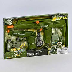 Игровой военный набор 33860 Зеленый 2-33860-73961, КОД: 315974