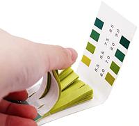 Лакмус для проверки pH(5,5-9) 80шт тест-полосок, фото 1