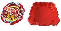 Набор SB Beyblade Starter Revive Phoenix B117 с пусковым устройством и ручкой Разноцветный HLCBSA, КОД: 942059