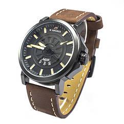 Часы Naviforce 9125BKG Black-Brown NF9125BKG, КОД: 974333