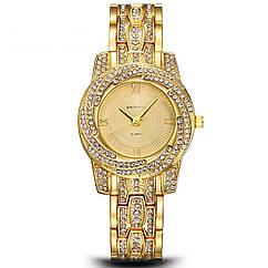 Женские часы BAOSAILI BSL1030 Gold 3084-9091, КОД: 1074441