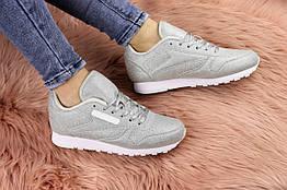 Кроссовки женские Shoes Ollie размер 41 Серебристые АМ-1177 41, КОД: 1074156