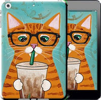 Чехол EndorPhone на iPad mini 2 Retina Зеленоглазый кот в очках 4054m-28, КОД: 929184