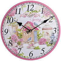 Часы настенные Bona d 29 см My Garden psgBD-487-308-PA, КОД: 944956