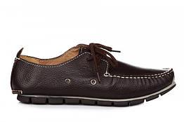Мужские кроссовки Casual Boat Brown размер 42 Коричневые UaDrop116864-42, КОД: 238628