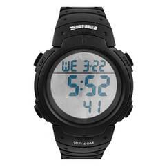 Мужские наручные часы SKMEI 001068 Черные 30-SAN347, КОД: 913225