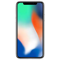 Apple iPhone X 256GB Silver MQAG2, КОД: 101459