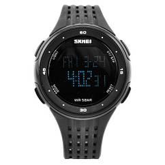 Мужские наручные часы SKMEI 001219 Черные 30-SAN354, КОД: 913246