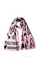 Шарф Moschino Boutique Розовый 30598, КОД: 190851