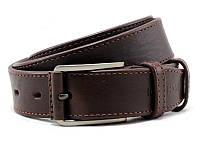 Кожаный ремень Klaus Hoff 110-125 см Коричневый 235-531-1, КОД: 1073472