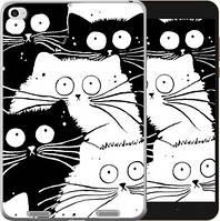 Чехол EndorPhone на Xiaomi Mi Pad 2 Коты v2 3565u-313, КОД: 933711