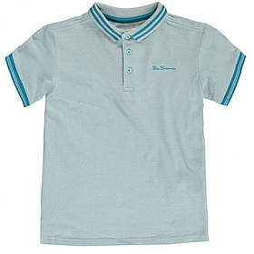 Поло Ben Sherman 66T Short Sleeved Juniors Polo Shirt 13 лет Голубой 54922991-R, КОД: 979716