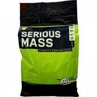 Гейнер Optimum Nutrition Serious Mass Chocolate Peanut Butter 5450 г 727273, КОД: 984681