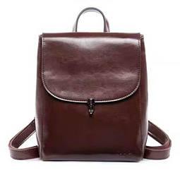 Женский рюкзак GRAYS GR-8325B Шоколадный loiO43980, КОД: 192537