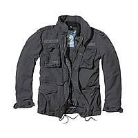 Куртка Brandit M-65 Giant XL Черная 3101.2-XL, КОД: 260837