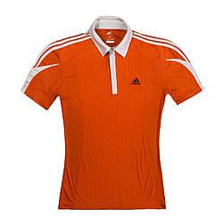 Чоловіча Футболка Adidas Jipsa Polo XXXL Orange 345456, КОД: 1022857