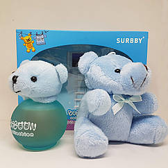 Детский набор парфюм и игрушка Surbby Baboon ETZH002 hubeZIk67023, КОД: 356836