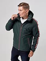 Мужская демисезонная куртка Riccardo Т1 48 Khaki 2rc02348, КОД: 715205