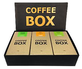 Подарочный набор кофе Coffee Box 2 750 г hubUKcP99987, КОД: 367009