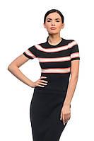 Трикотажная футболка SVTR 40-42 Черный 422, КОД: 1070476