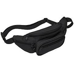 Сумка Brandit Waist belt bagBLACK 8028.2, КОД: 153569