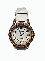 Часы женские кварцевые Kanima Белые, КОД: 1005183