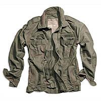 Куртка Surplus Heritage Vintage Jacket Oliv Gewas S Хаки 20-3587-61-S, КОД: 260215