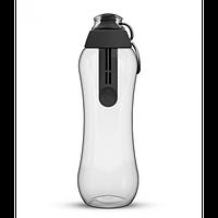 Пляшка для води Dafi Bottle з фільтром 500 мл Графіт B590497GR, КОД: 182035
