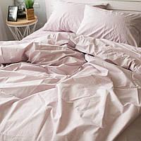 Комплект постельного белья Хлопковые Традиции семейный 200x220 Бело-лиловый PF06семья, КОД: 353862