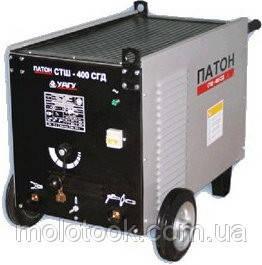 Выпрямитель сварочный ПАТОН ВД-310Н DC MMA (380В), фото 2