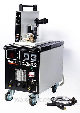 Зварюв. напівавтомат клас. ПАТОН  ПС-253.2 DC МIG/MAG, фото 2
