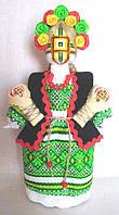 Кукла-мотанка КЛЮЙ Берегиня Мокрина 25 см Разноцветная K0040MO, КОД: 182793