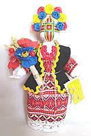 Кукла-мотанка КЛЮЙ Берегиня Мотря 25 см Разноцветная K0039MO, КОД: 182792