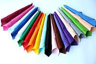 Набор корейского мягкого фетра Pugovichok Основной 20 цветов hubDosW62165, КОД: 128675