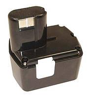 Аккумулятор для шуруповерта Hitachi EB 1412S 3.0Ah 14.4V Черный 354664, КОД: 1098893