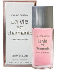 Парфюмированная вода Новая Заря Жизнь Прекрасна Charmante Comme la Vie 50 мл 96005, КОД: 1089242