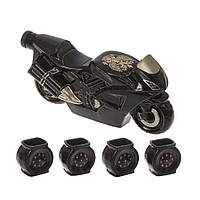 Подарочный набор для алкогольных напитков Kronos Toys Байк tps161-17121079, КОД: 385274