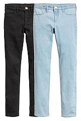Набор 2 пары Джинс Skinny Fit HM 152   11-12y Голубой 0480156001, КОД: 942974