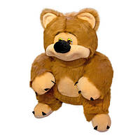 Мягкая игрушка Kronos Toys Мишутка Медовик 43 см Коричневый zol118-2, КОД: 120823