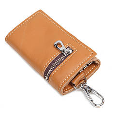 Ключница TIDING BAG K21B Светло-коричневая gwl2dZq, КОД: 390879