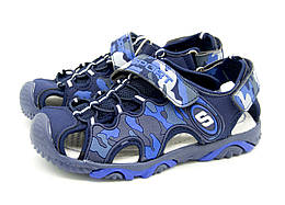 Сандалии Xifa 35 21,5 см Cиний 7181-3 blue - 35, КОД: 974928