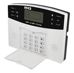 Комплект сигнализации GSM Alarm System PG500 plus Черный с белым FJGKGLFL8384VKLLB, КОД: 922725