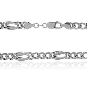 Серебряная цепь MAZZARINI JEWELRY 55 см 830Р 8 55, КОД: 693103