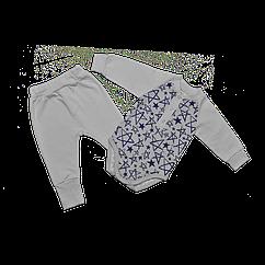 Комплект Dexters Звезда 74 см Серый d3068-21, КОД: 1061159