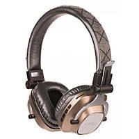 Наушники Vinga HBT050 Bluetooth Brown HBT050BR, КОД: 955296