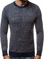 Свитер мужской HOT XL Синий LS1818R, КОД: 1079160