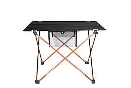 Стол складной Tramp COMPACT Polyester TRF-062 60х43х42 см Черный 008759, КОД: 1049947
