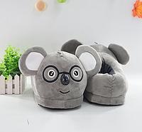 Тапочки-игрушки Kronos Top Коалы размер 36-39 stet1251, КОД: 943795