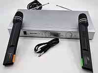 Радиосистема на 2 микрофона Semtoni SH-80 Черный 1em006092, КОД: 897656